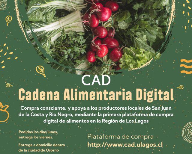 Cadena Alimentaria Digital