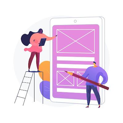 WebAnalysis UI/UX Design