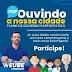Pré Candidato a prefeito de Baianópolis Weube Febronio vai construir plano de Governo com participação Popular