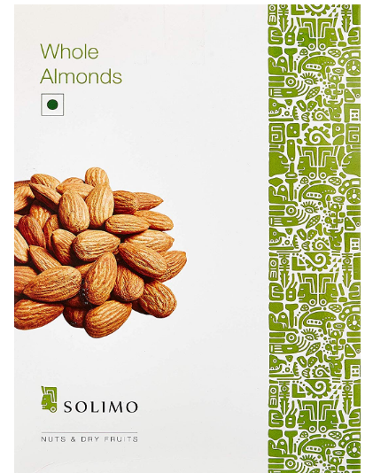 Solimo Premium Almonds