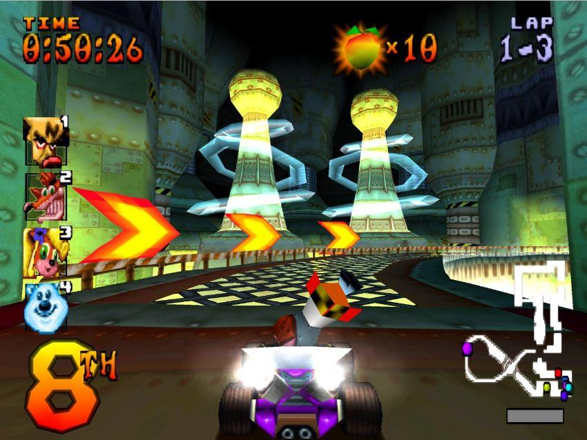 Crash Team Racing Pal Iso To Ntsc - teklivin