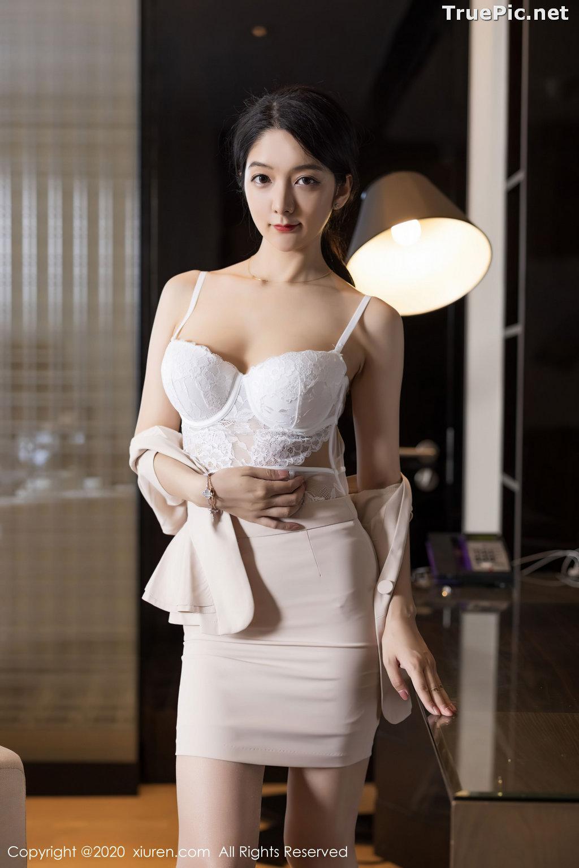 Image XIUREN No.2619 - Chinese Model - Xiao Reba (Angela小热巴) - Goddess of Beauty - TruePic.net - Picture-2