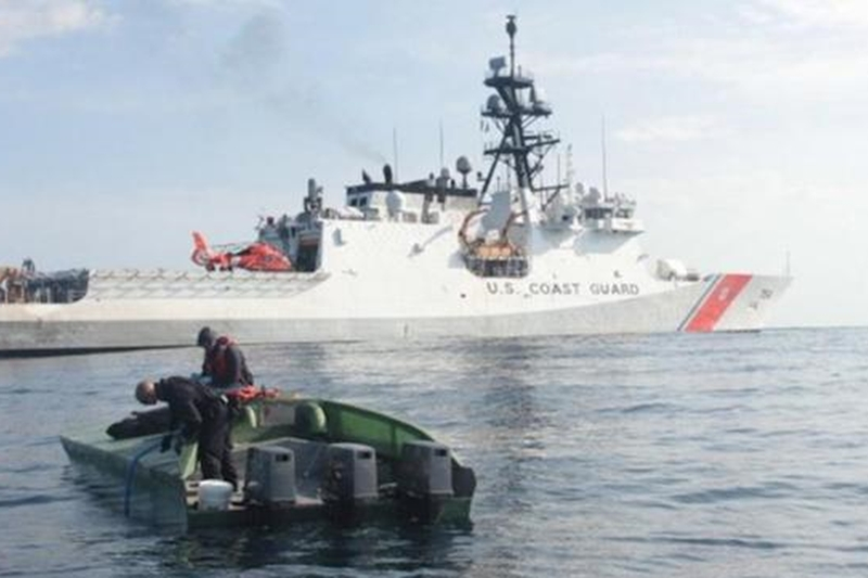 EEUU capturó tres narco-submarinos del cartel de los soles en el Caribe