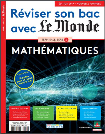 Réviser son bac avec Le Monde : Mathématiques TS PDF
