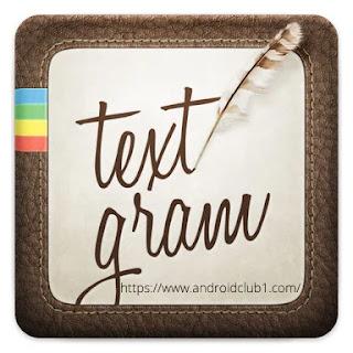 تطبيق Textgram