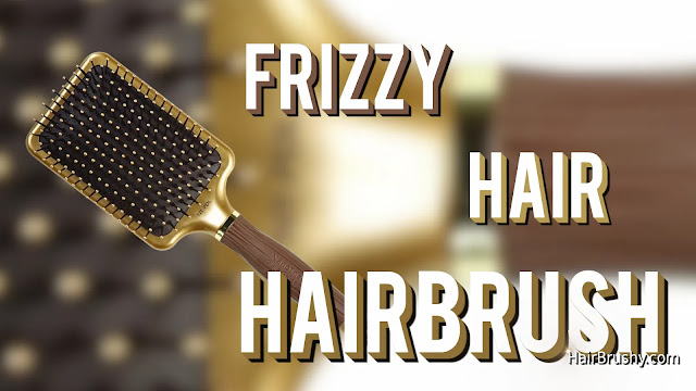 What Type Of Brush Is Best For Frizzy Hair