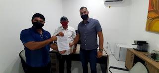 Secretario de Agricultura e Pesca de Sapé fecha parceria com Empaer (fomento)