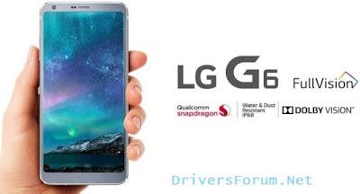 LG G6 PC Suite