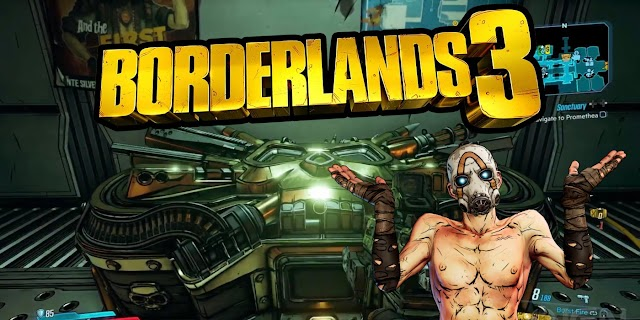 Borderlands 3 patch notes 2019
