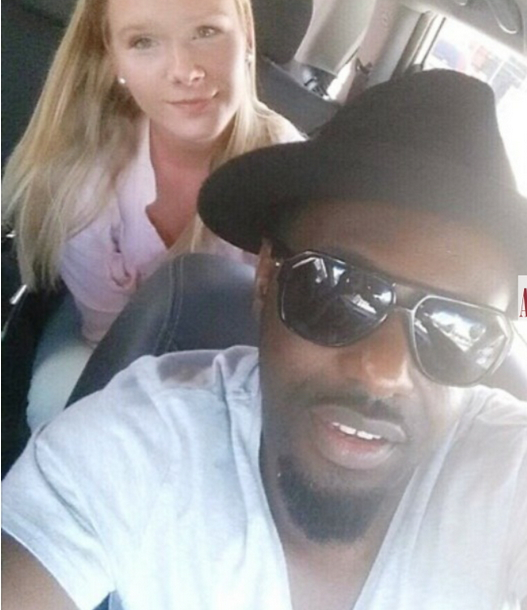 jim iyke white girlfriend