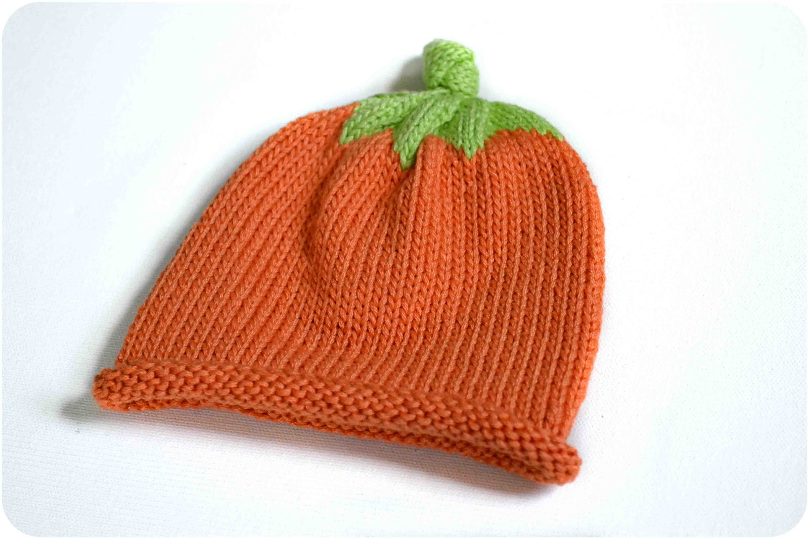 Little and Lovely  New Pumpkin Baby Hat Pattern on Etsy fa47bd127bde