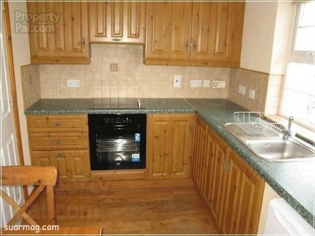 مطابخ خشب 27 | Wood kitchens 27