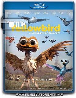 Yellowbird: O Pequeno Herói Torrent - BluRay Rip 720p e 1080p Dublado