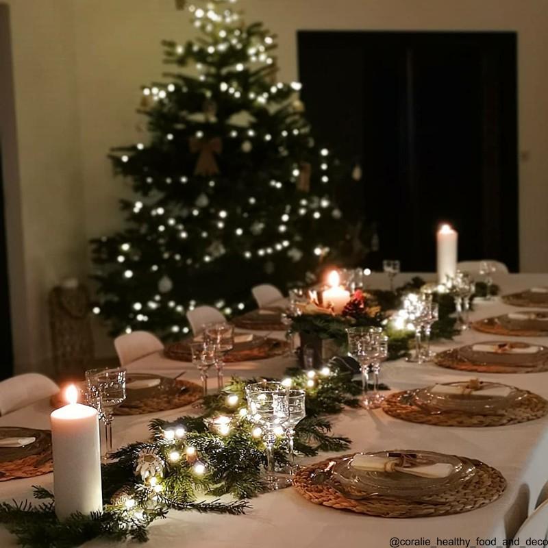 Centro de mesa de Natal