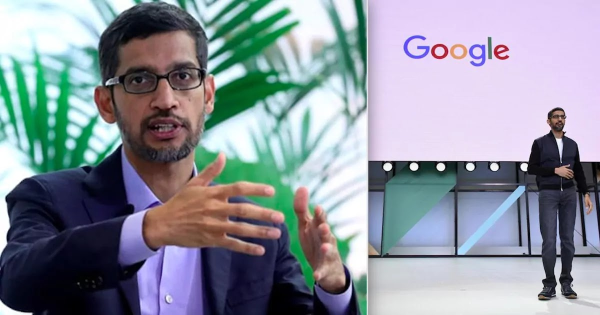 Google CEO Sundar Pichai Says My Father Spent A Year's Salary On My Plane Ticket To US In Speech Addressing 2020 Graduates