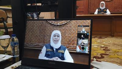 Pemprov Jatim Sediakan Naskah Khotbah Salat Idul Fitri di Rumah Saja
