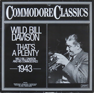 Wild Bill Davison on Swing City Radio