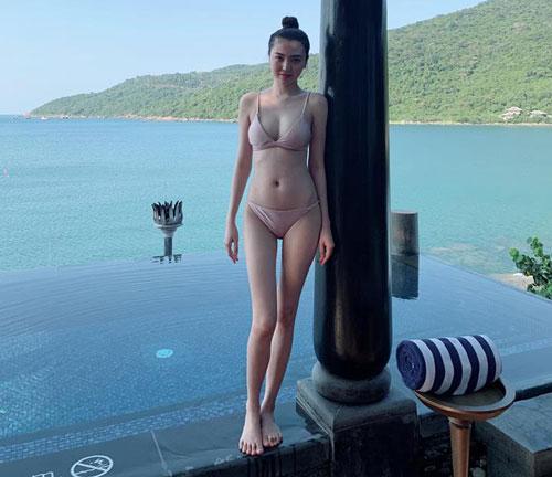 'Ná thở' trước body của mỹ nhân Vũng Tàu được khen 'ăn đứt' Ngọc Trinh 7