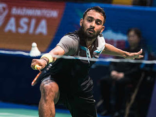 2- Sourabh Verma clinched the Men's Singles title in the Hyderabad Open