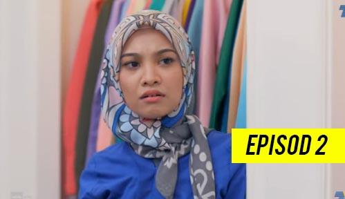 Drama Kebaya Kasut Kanvas Episod 2 Full