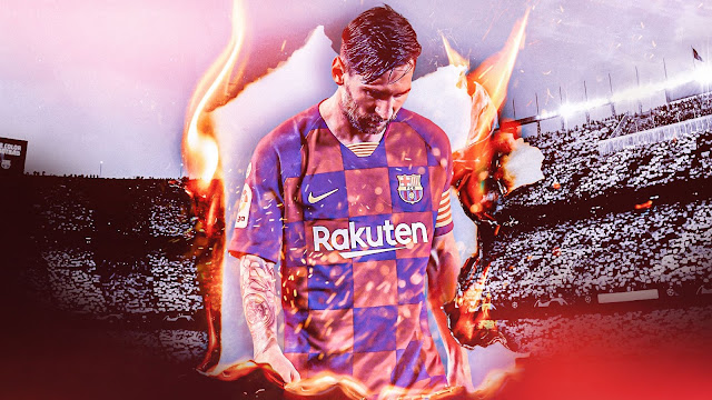 Can Lionel Messi really leave Barcelona?