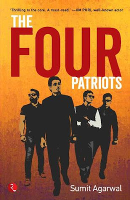 The Four Patriots by Sumit Agarwal #BookReview #BookChatter #Books