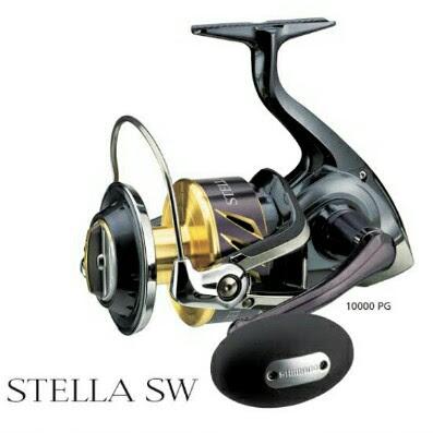 Shimano Stella SW 10000PGC
