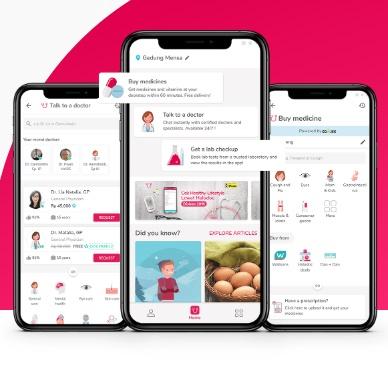 Halodoc Konsultasi Dokter, Aplikasi Kesehatan Terbaik