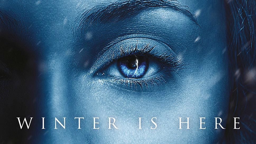Sansa Stark - Character Poster for Game of Thrones Season 7