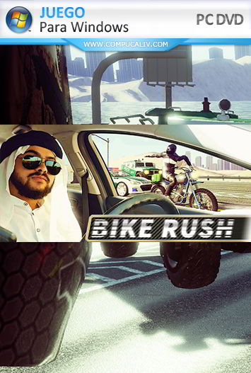Bike Rush PC Full Español