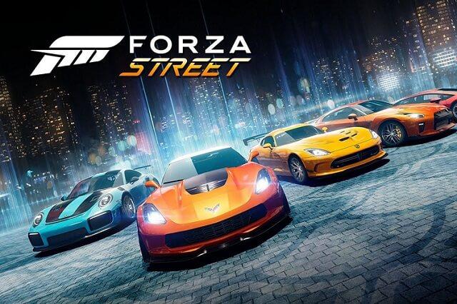 لعبة Forza Street ستتاح حصرياً على سلسلة هواتف Galaxy S20
