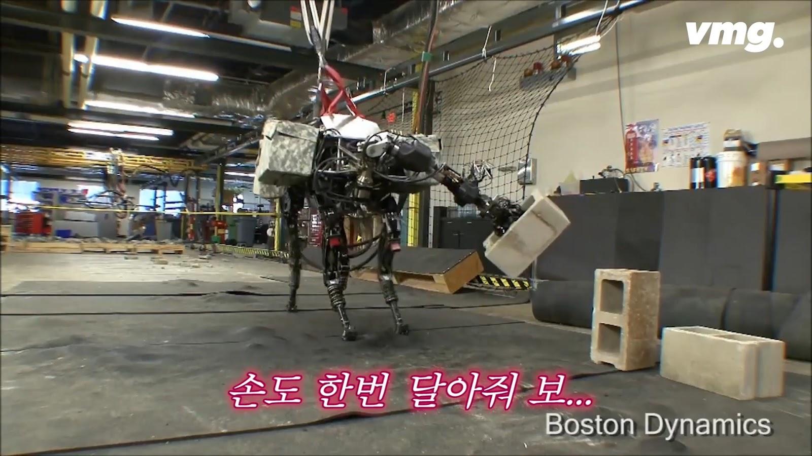 개 로봇은 30년 동안 얼마나 진화했을까?