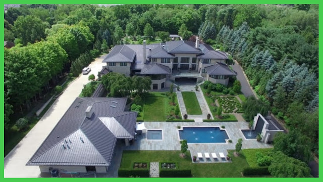Ohio Mansion of LeBron James