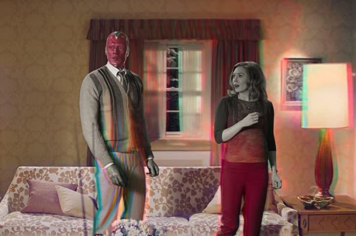 В свежем трейлере сериала «Ванда/Вижн» намекают на появление новых персонажей комиксов Marvel
