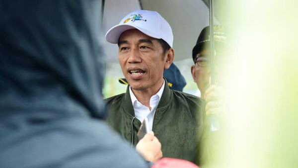 Stafsus: Jokowi Tolak Eks ISIS Pulang Sejalan RI Menentang Paham Radikal