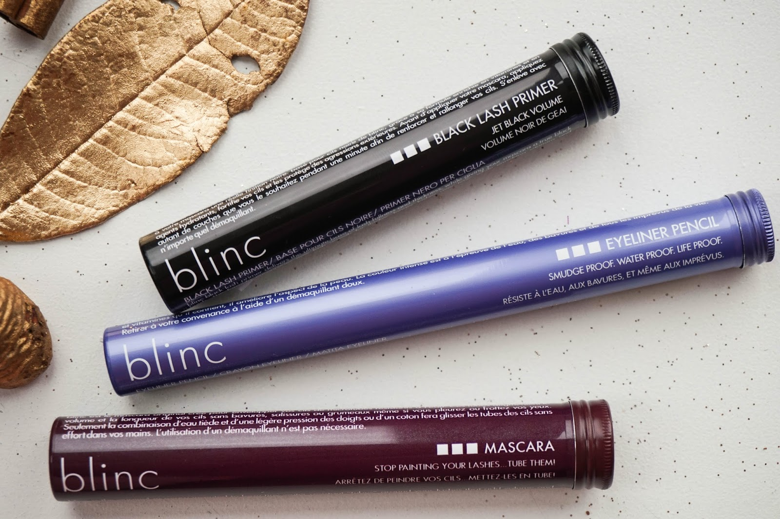 Beauty with charm : Introducing BLINC Eye Makeup