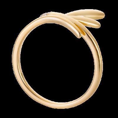 Nhẫn bạc đính đá PNJSilver Amazing Garden hình con chuồn chuồn