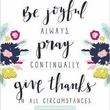 1 Tesalonika 5 16 18 1 Petrus 5 7 4 Hal Penting Bagi Kehidupan Kita