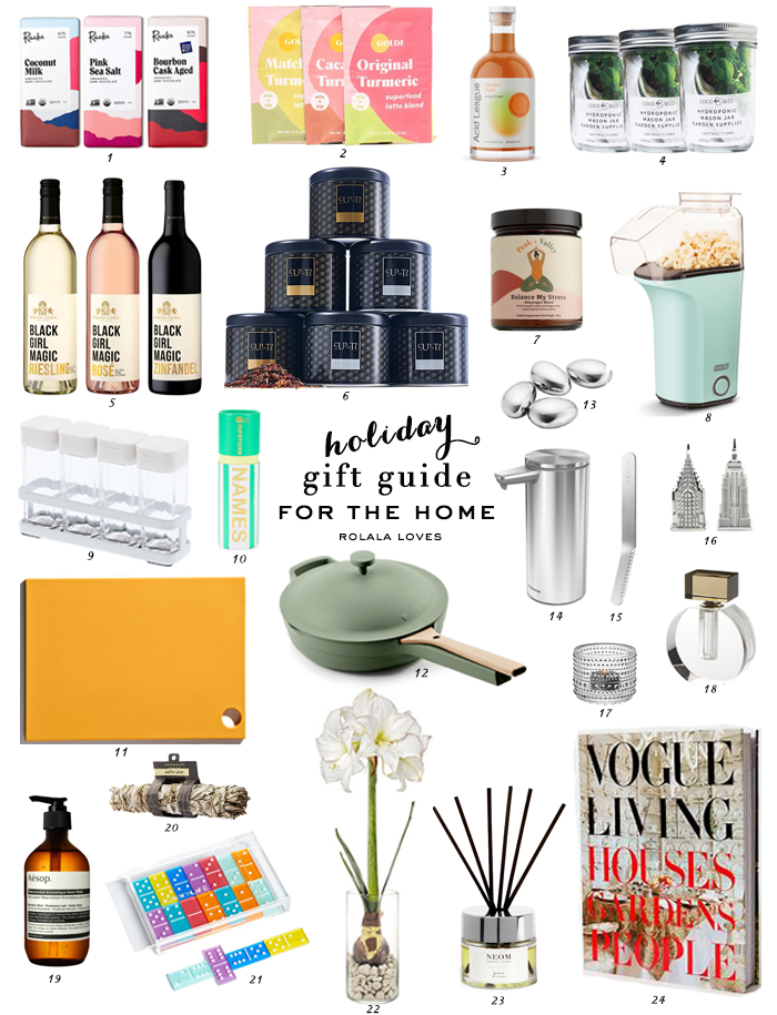 Holiday Gift Guide, Gift Guide, Gift Ideas, Holiday Gifting, Home Gifts