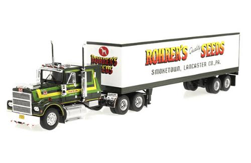 marmon chdt 1:43 rohrer's seeds, camiones 1:43, camiones americanos 1:43, coleccion camiones americanos 1:43, camiones americanos 1:43 altaya españa
