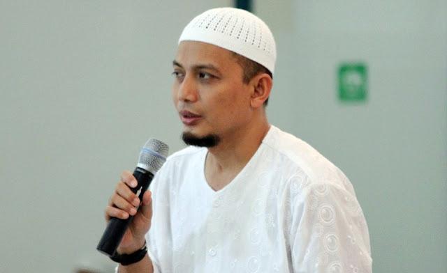 Anda Islam Tapi Tak Tersinggung Saat Ahok Hina KH Ma'ruf Amin? Ini Penjelasan Ustadz Arifin Ilham