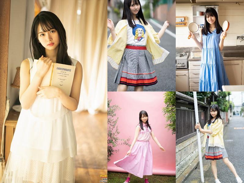 [Yanmaga Web] Hinano Kamimura 上村ひなの & Sakamichi Next Generation + 坂道ネクストジェネレーション+ (2020-11-22)
