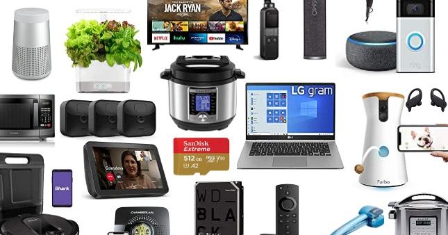 Top 26 Prime Day Electronic Deals on Amazon