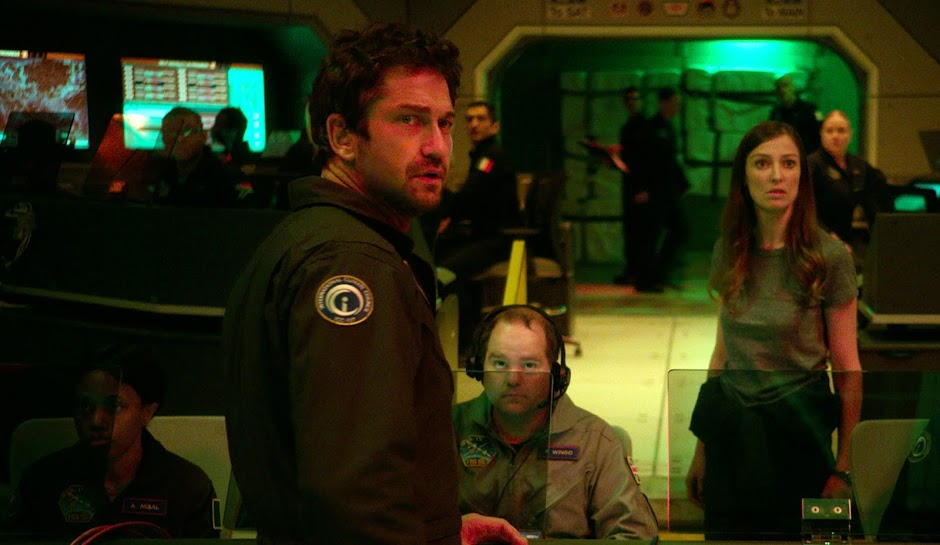 """Geostorm  Trailer inédito de """"Tempestade: Planeta em Fúria"""""""
