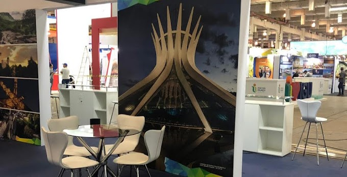 Turismo:Brasília se apresenta para mais de 30 mil pessoas