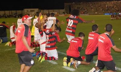 final da Copa do Nordeste