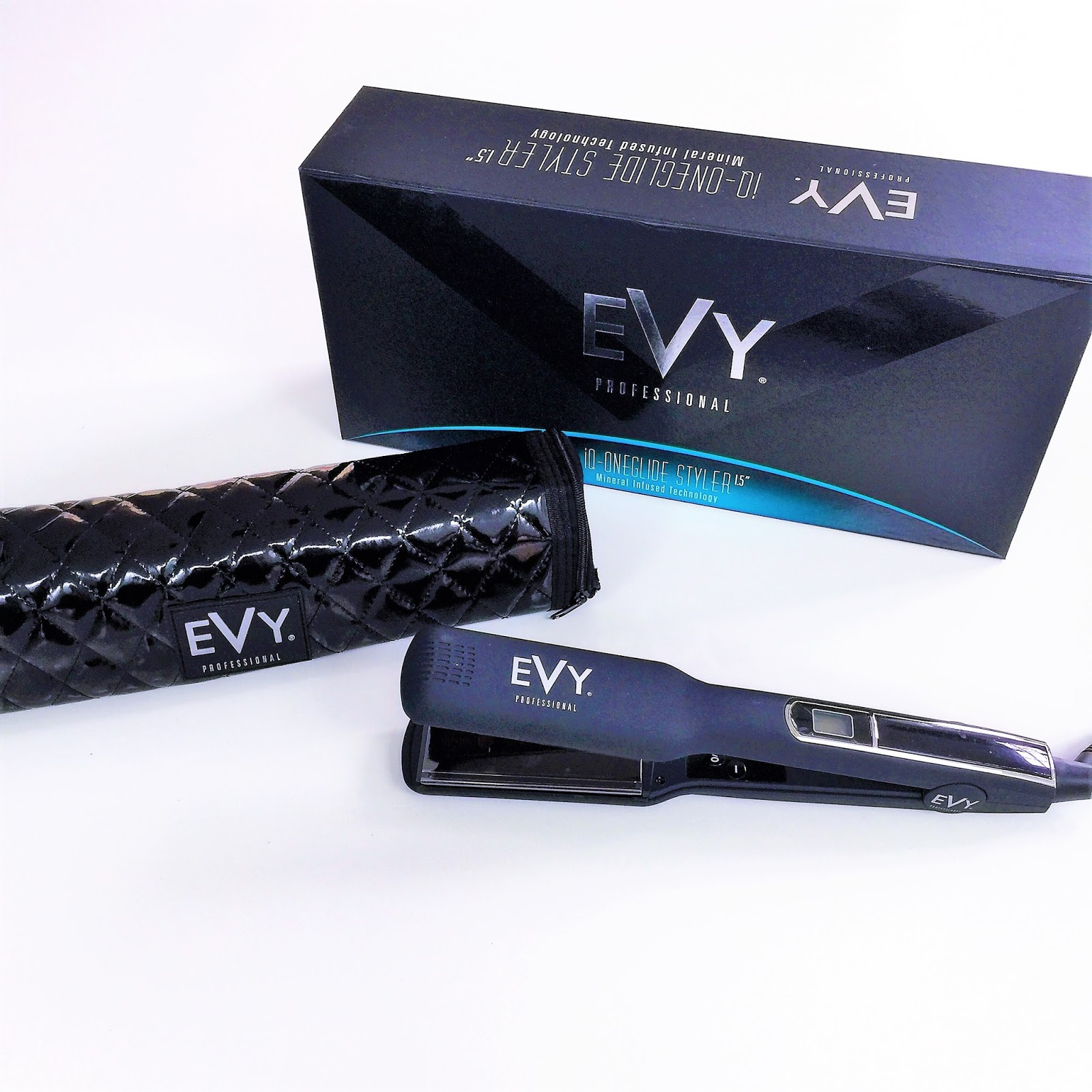 Product Review Evy Iq Oneglide Styler 15 The Beauty Lifestyle