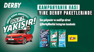 Derby Araba Kazandırıyor