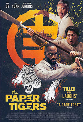 Sinopsis Film The Paper Tigers (2020)