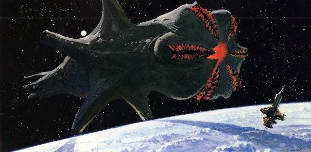 Tamaño nave V'Ger - Star Trek